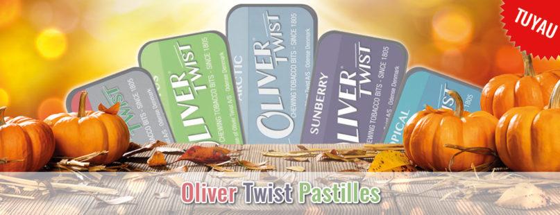 Oliver Twist Pastilles