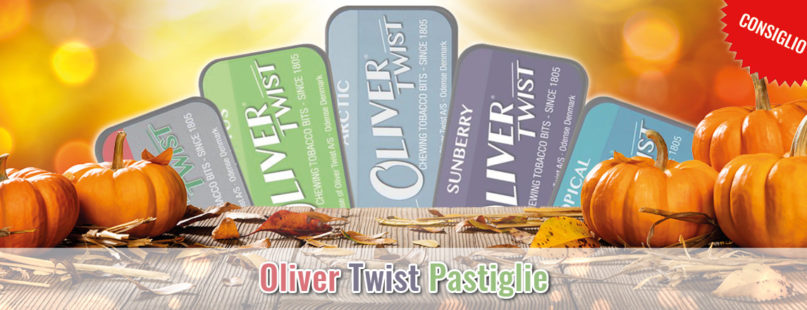 Oliver Twist Pastiglie