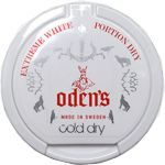 Odens Cold Extrem Portion Snus