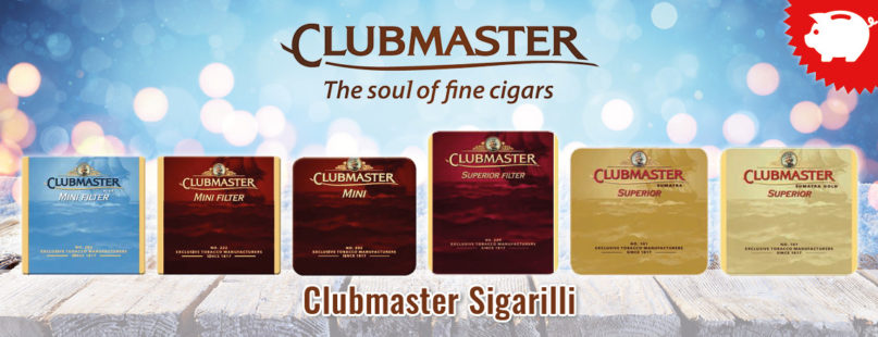 Clubmaster Sigarilli