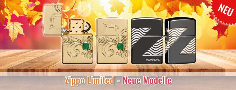 Zippo Limited - Neue Modelle