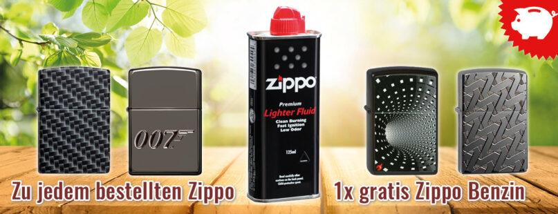 Zippo Aktion Mai 2021