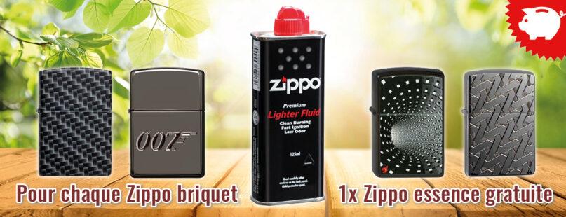 Zippo Action Mai 2021