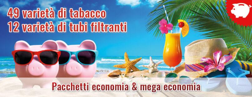 Pacchetti economia & mega economia