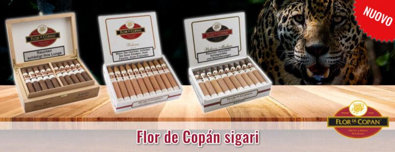 Flor de Copán sigari